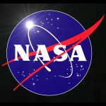 NASA Custom Light up Pin Still Frame